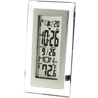 Tall Picture Frame Weather Station