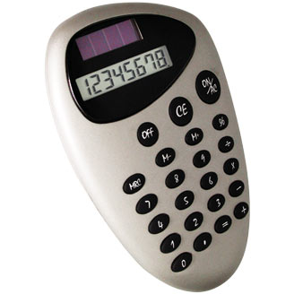 Ergonomic Calculator