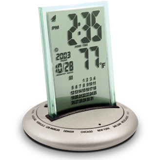 18-Zone Time -Glass -silver