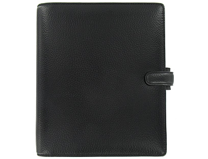 Filofax A5 Finsbury in Black