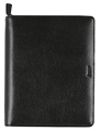 Filofax A5 Zip Finsbury in Black