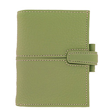 Filofax Mini Finchley Organizer in Soft Jade