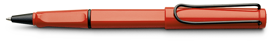 Lamy Safari Rollerball Red