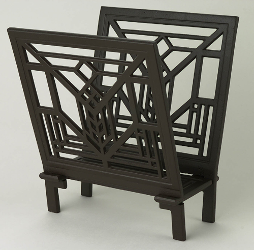 Lake Geneva Magazine Rack