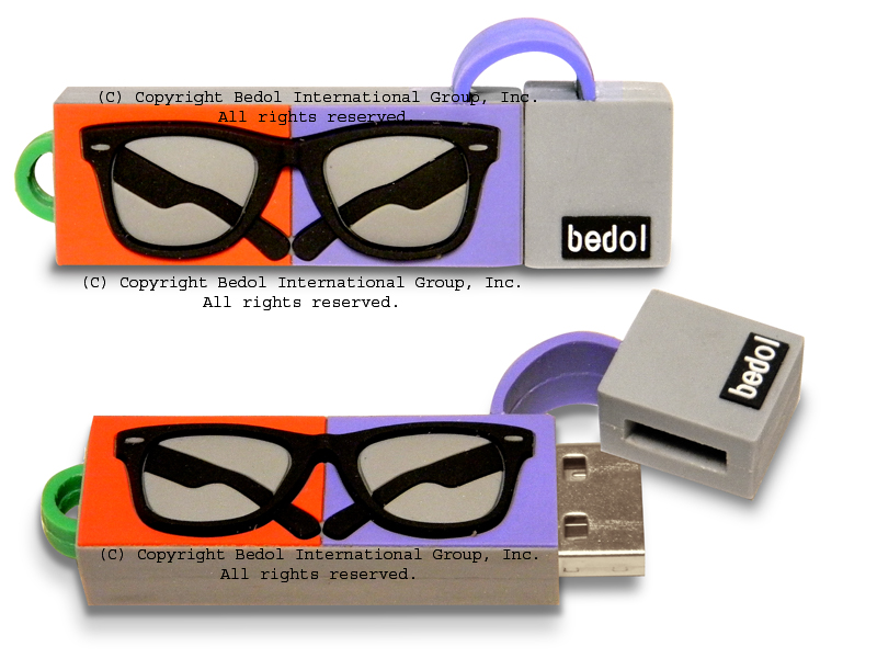 Glasses USB 2 GB