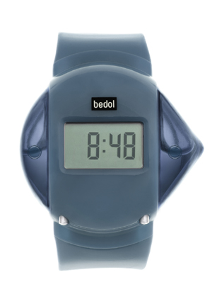 Powered by Water - the Bedol Water Watch Gray