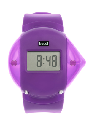 Powered by Water - the Bedol Water Watch Purple