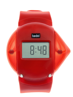 Powered by Water - the Bedol Water Watch Red