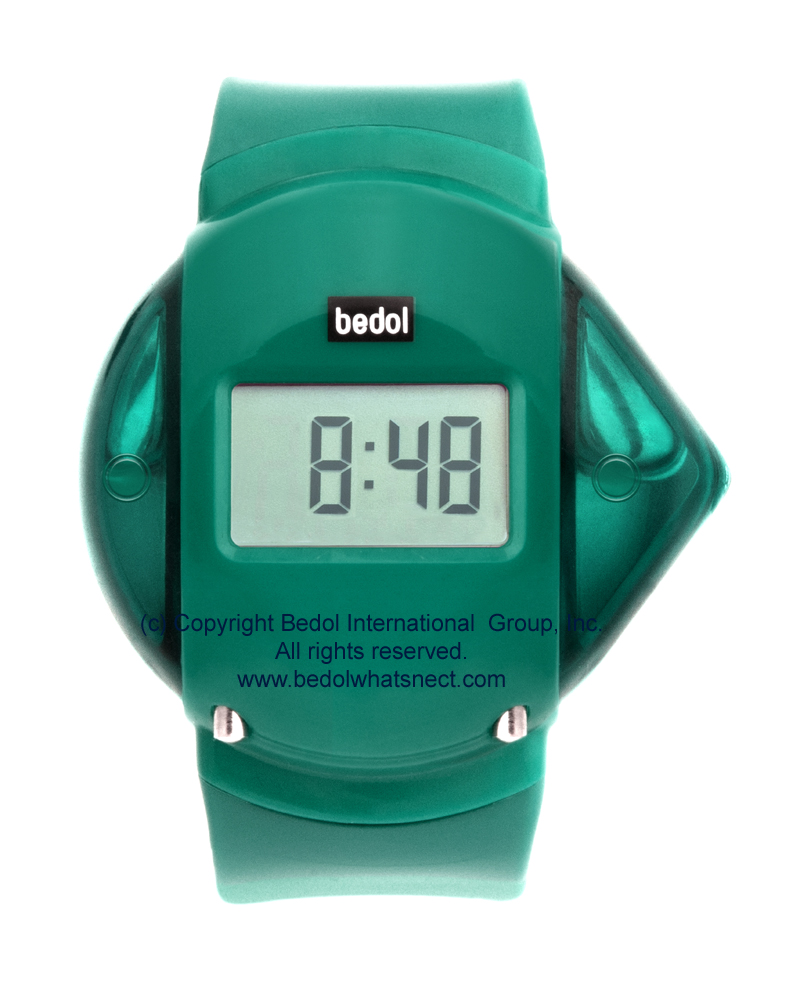 Powered by Water - the Bedol Water Watch Green
